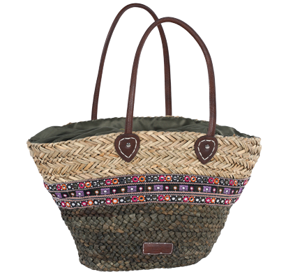 Panier de plage collection premium